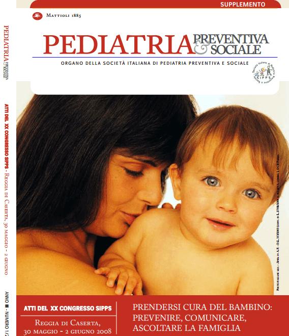 Anno III – Numero 1 / 2008 supplemento