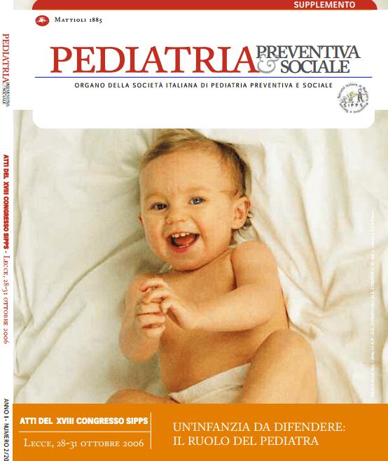 Anno I – Numero 2 / 2006 supplemento