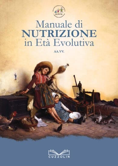 Manuale di NUTRIZIONE in Età Evolutiva