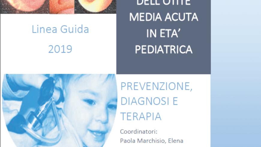 Gestione dell'otite media acuta in età pediatrica