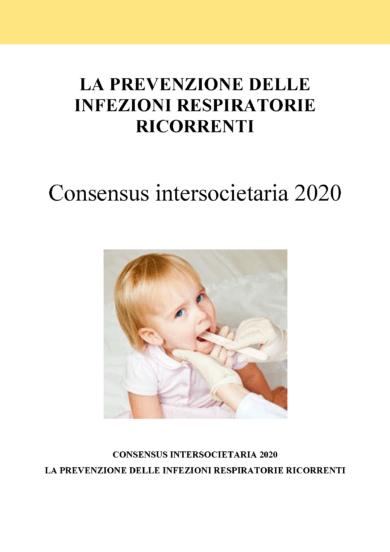 Consensus – La Prevenzione delle Infezioni Respiratorie Ricorrenti